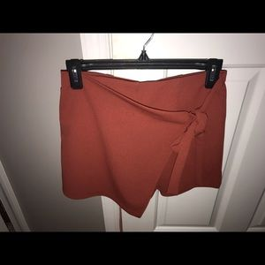 Wrap shorts from Forever 21